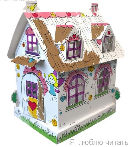 Кукольный домик Феи
